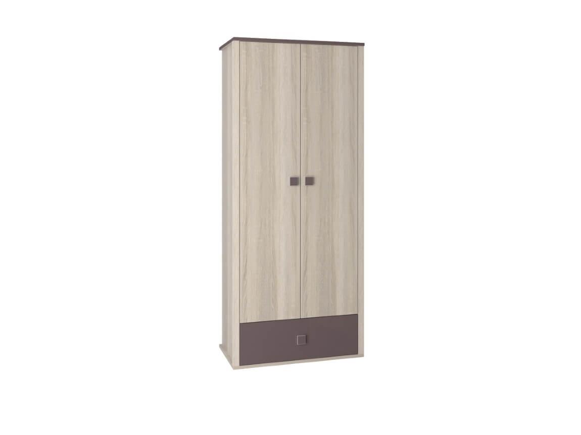Шкаф_для_одежды_2-х_дверный_ИД_01-03_467х870х2051