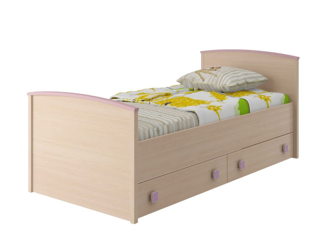 Кровать_800_с_настилом_ИД_01-94_1966х900х866_мм