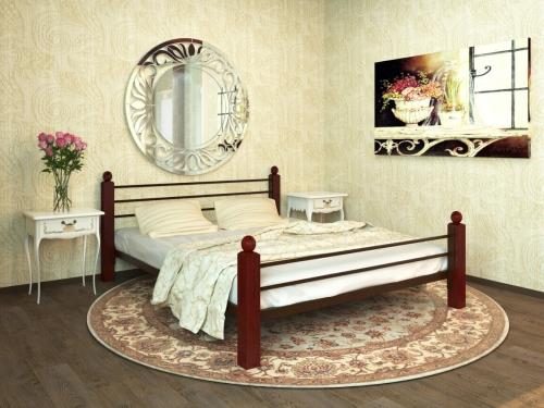 Кровать Милана Lux Plus