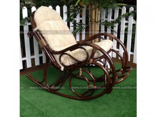 Кресло-качалка с подножкой 05-11 KD
