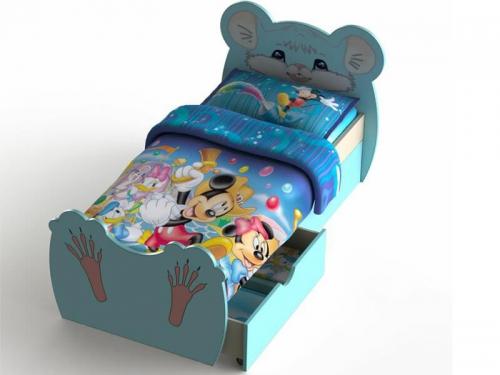 Кровать Мышонок