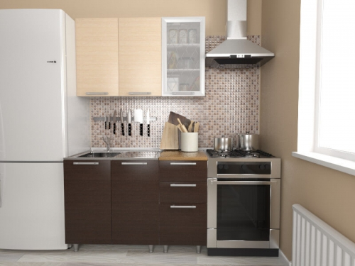 Кухня Умница - Венге