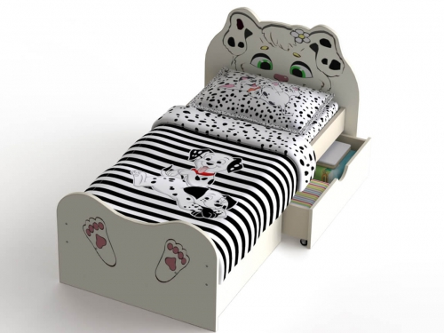 Кровать Далматинец