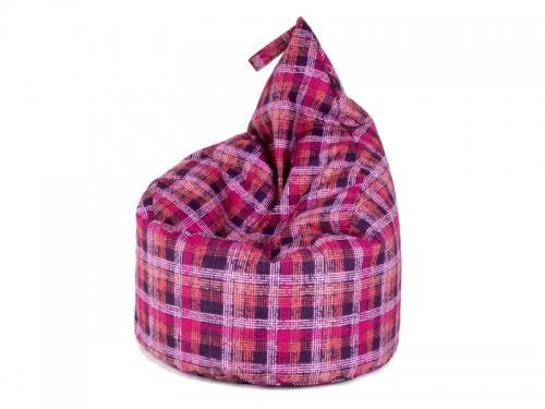 Кресло-мешок Капля категрия 5 dp quadro violet